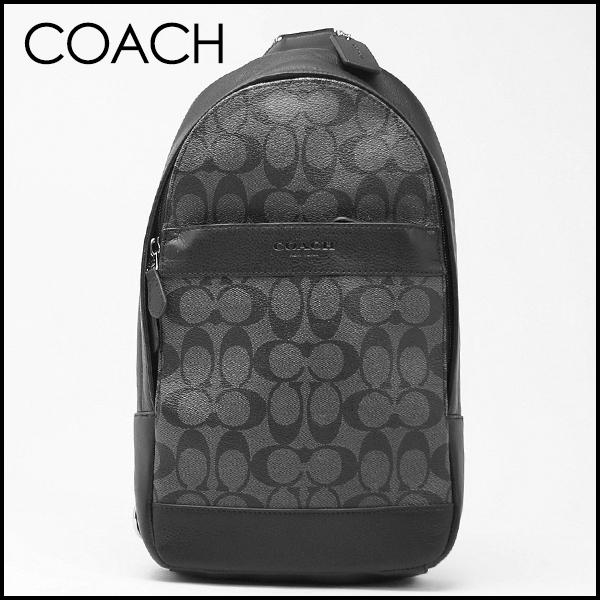 【国内発送・関税込】コーチ COACH メンズバッグ 72043 CQ/BK